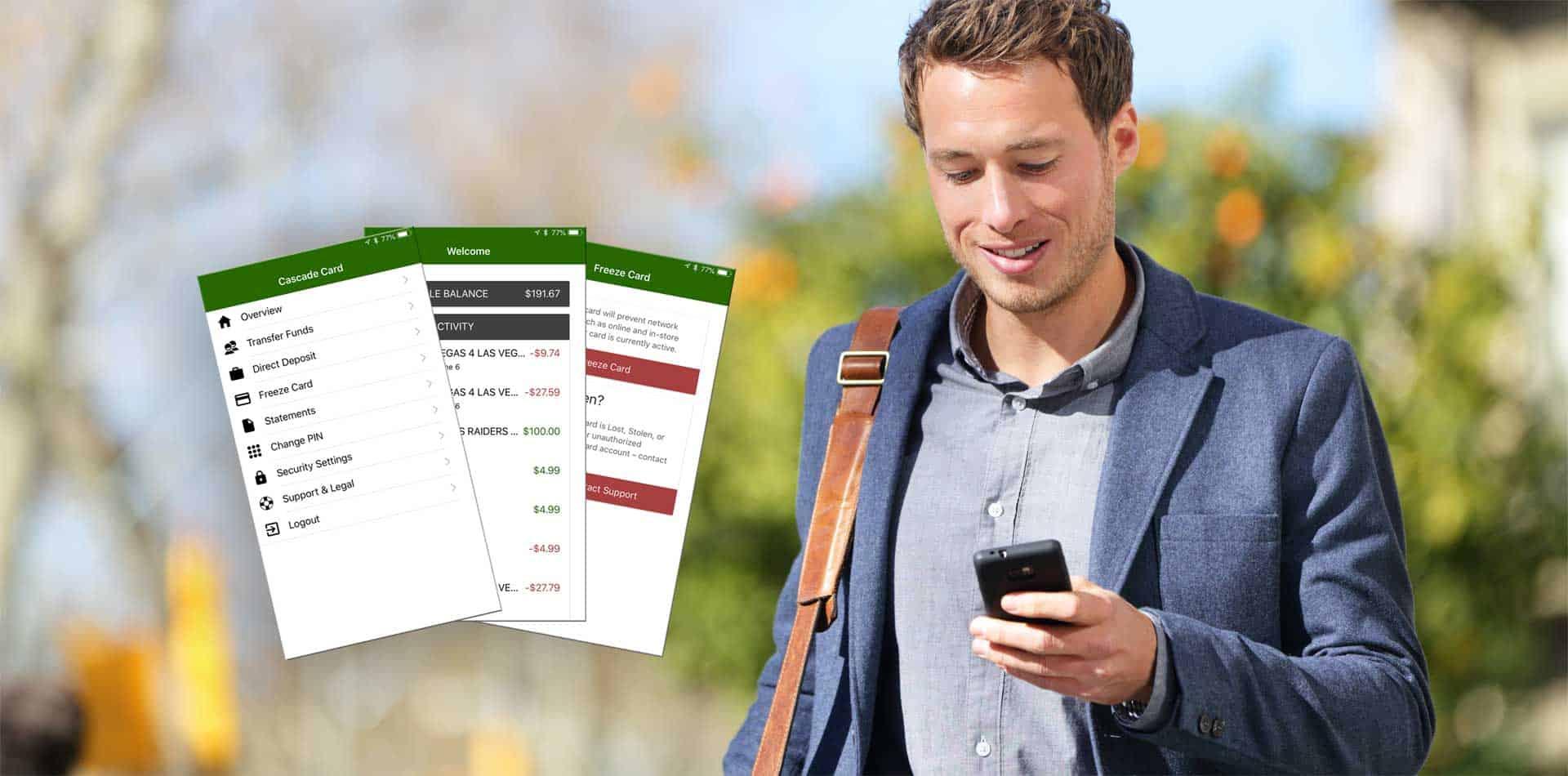 Prepaid Mobile App